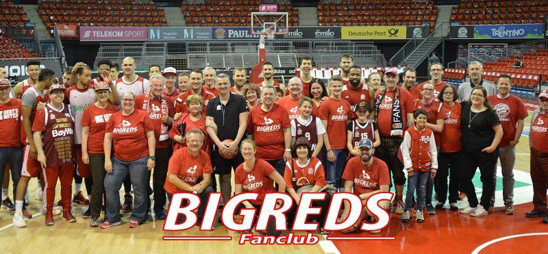 Die BIGREDS, Fanclub FCBB, Fanclub Bayern Basketball
